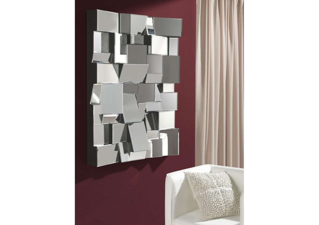 Des miroirs chez vous : décoration et illusion !