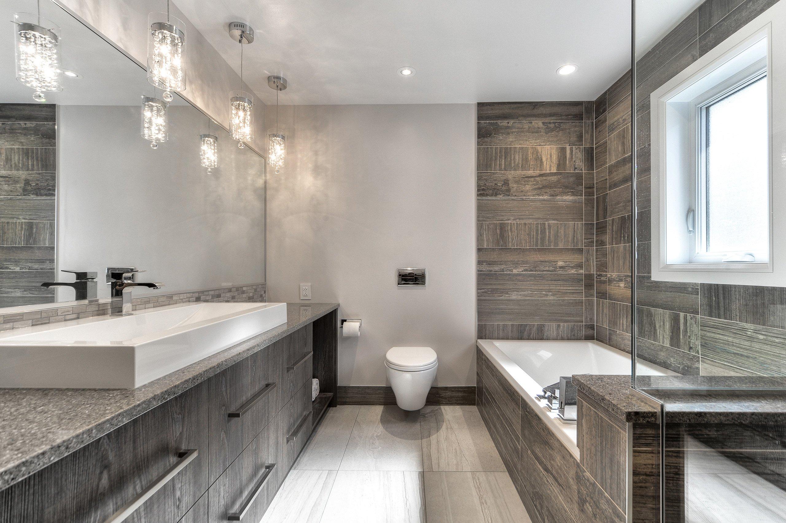 Photo Salle Bain Moderne les leçons à apprendre pour avoir une salle de bain de rêve